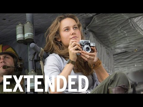 Brie Larson Keeps Mum On 'Captain Marvel', Loves King Kong | EXTENDED