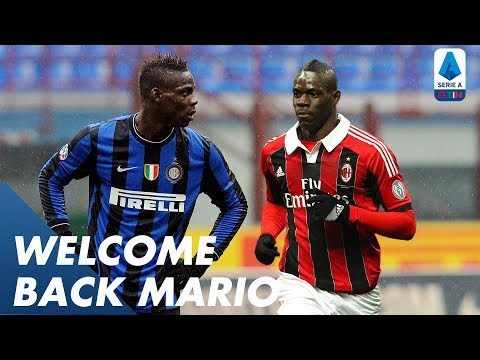 Welcome back Super Mario! | Mario Balotelli Best Moments | Serie A