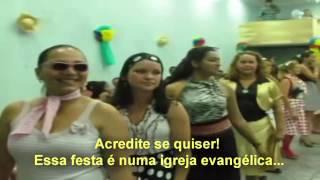 A Geração de Crentes que temos Hoje - Pastor Paulo Junior thumbnail