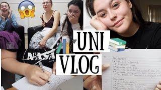 UNI VLOG | Organisation, Productivity & Reacting to Joe Sugg on Strictly!