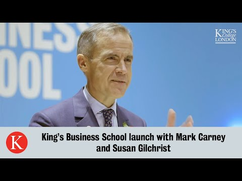 King's Business School | Official Launch Event