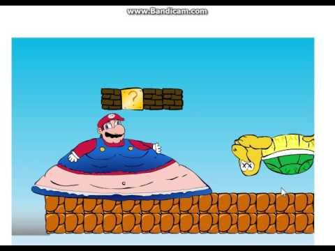 Mcmariodonalds Mario gordo