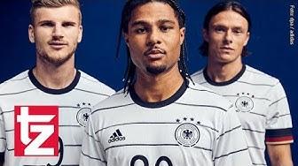 Neues Deutschland-Trikot für die EM 2020 - Fans machen sich lustig