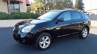 2008 Nissan Rogue SL AWD 1 owner video overview and walk around.