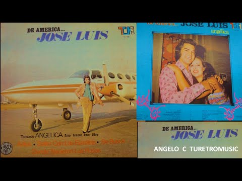JOSE LUIS RODRIGUEZ - DE AMERICA JOSE LUIS ( LP COMPLETO ) 1976