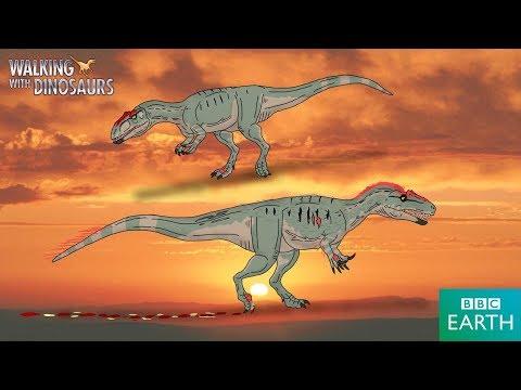 Аллозавр ( Прогулки с динозаврами )