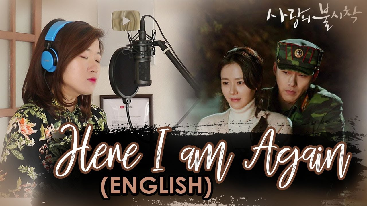 Terjemah Lirik Lagu Here I Am Again - Yerin Baek (Ost. Crash Landing On You)