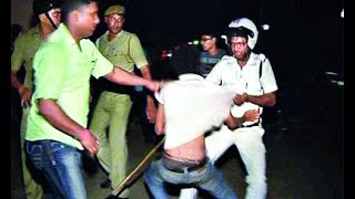 Kolkata CP refutes allegations of police brutality in Jadavpur Univ, footage contradictory