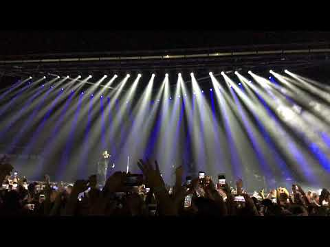 The Weeknd - Starboy (Live) at Qudos Bank Arena (December 3, 2017)