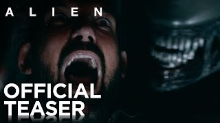 Alien: 40th Anniversary Shorts | Official Teaser | ALIEN ANTHOLOGY