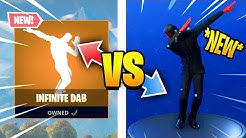 new infinite dab emote dance in real life fortnite savage funny moments duration 10 24 - infinite dab fortnite 10 hours
