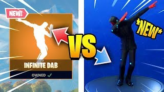 "*NEW* ""Infinite Dab"" Emote/Dance In Real Life - Fortnite SAVAGE & FUNNY Moments"