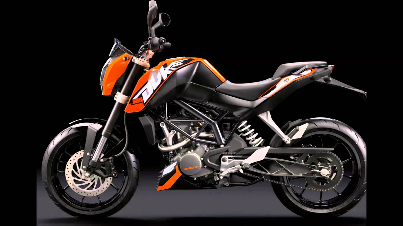ktm rc 125 ktm duke 125 comparison youtube. Black Bedroom Furniture Sets. Home Design Ideas