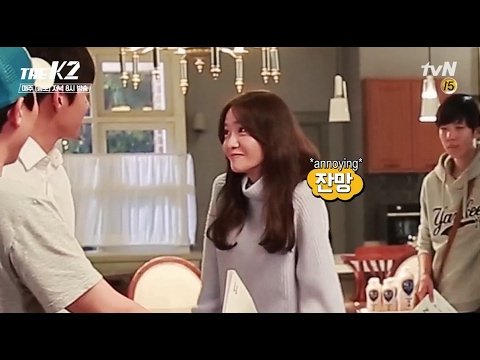 [ENG SUB] 161105 'The K2' BTS EP 12 (Yoona and Chang wook)
