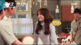 eng sub 161105 the k2 bts ep 12 yoona and chang wook