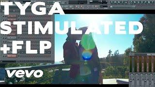 tyga stimulated fl studio remake tutorial flp