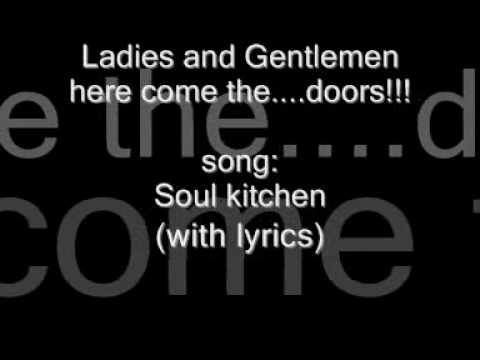 Soul Kitchen - The Doors (lyrics) - YouTube