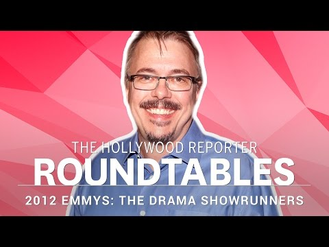 Vince Gilligan, Shonda Rhimes and more Top Showrunners on THR's Roundtable | Emmys 2012