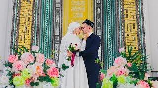 Мусульманская свадьба | Никах клип | Слайд-шоу в мечети Ярдэм