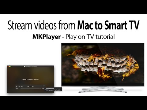 How To Stream Videos From Mac To Smart TV (Samsung, LG, Apple TV, Etc.)
