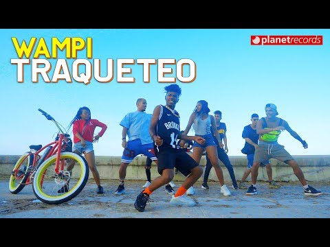 WAMPI – Traqueteo (Official Video by Rou Roff) Reggaeton Repartero Cubaton Reparto 2020