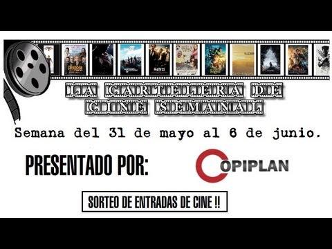 Cartelera de cine uruguaya - ENTRADAS GRATIS DE CINE - Que paso ayer 3? / El Bella Vista / Germania