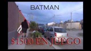 La Noche de Japon - Batman escapa!