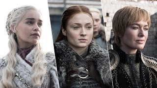 The Three Queens - Game Of Thrones - Paradise (What about us?)