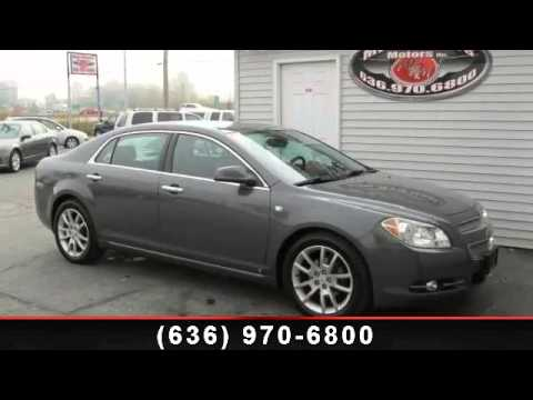 2008 Chevrolet Malibu - Mid-Rivers Motors LLC. - St.Peters,