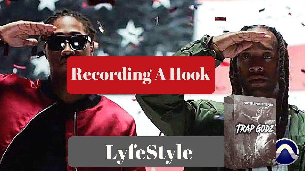 Recording a hook