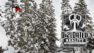Distorted Reality: A European Snowboard Movie - Official Trailer - Pirate Movie Production [HD]