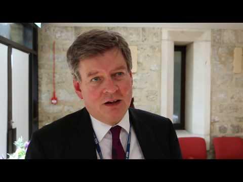 NIHR Oxford Health BRC Launch Stuart Bell