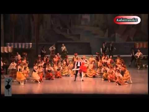 Don Quixote  Tamara Rojo Steven McRae