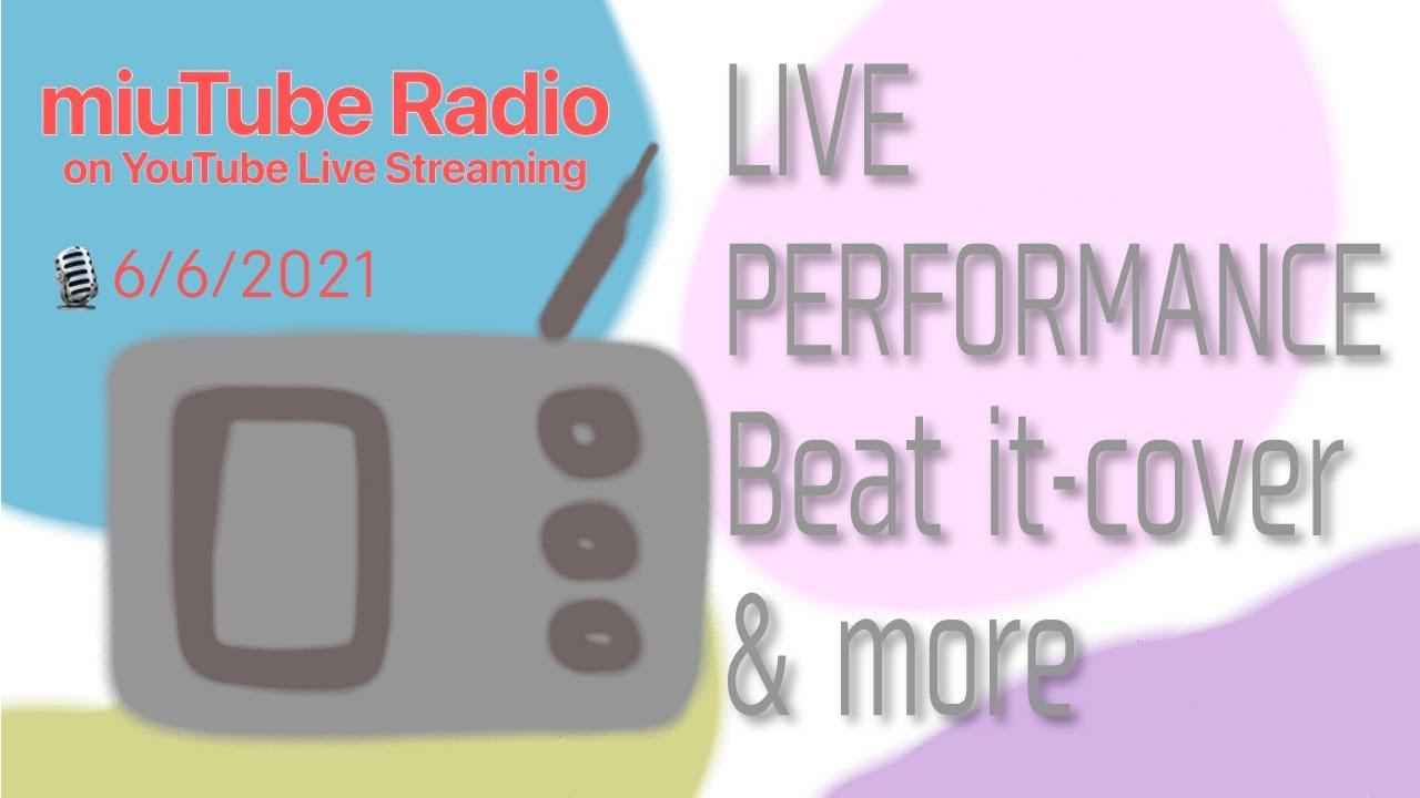 次回生演奏曲の投票受付中!Song voting is now open for the next program!|miuTube radio, 6/6/2021