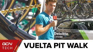 Bike Tech From The 2018 Vuelta a España