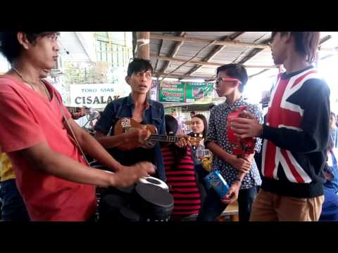 SEKETIP MATA - PENGAMEN JALANAN ( Pasar Jatibarang )