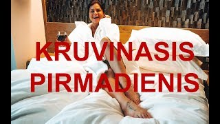 Vlog #81: KRUVINASIS PIRMADIENIS