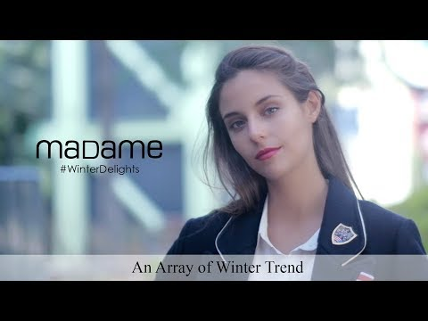 An Array of Winter Trend | 2017 | Madame