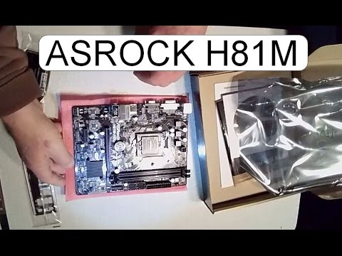 Drivers for ASRock H81M-HDS