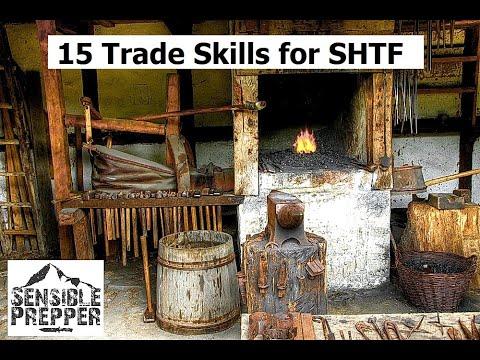 Download 15 Needed Trade Skills For SHTF: Survival Career Change