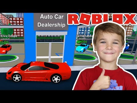 MY SUPER CARS In ROBLOX VEHICLE TYCOON
