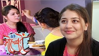 Ishita FEEDS Ruhi With Her Hands | Yeh Hai Mohabbatein | 23rd May 2016 Episode