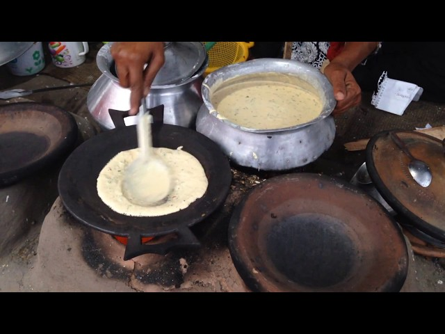 Bangladeshi Dosa | Indian Dosa | Chapati | 300 Feet Spicy Food | 300 Fit Spicy Food | Crazy Fooder