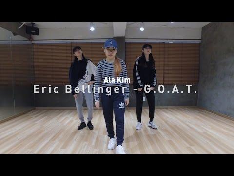 ALA Class | Eric Bellinger - G.O.A.T. | SOULDANCE 쏘울댄스