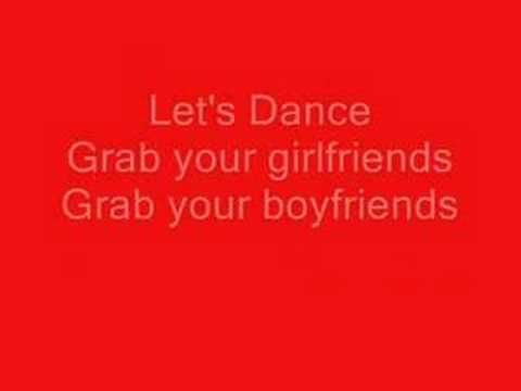 Miley Cyrus - Let's Dance [Lyrics Video]