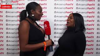 Pippa Speaks To Robbie's Wife About The Success Of AFTV | AFTV 5th Anniversary Party