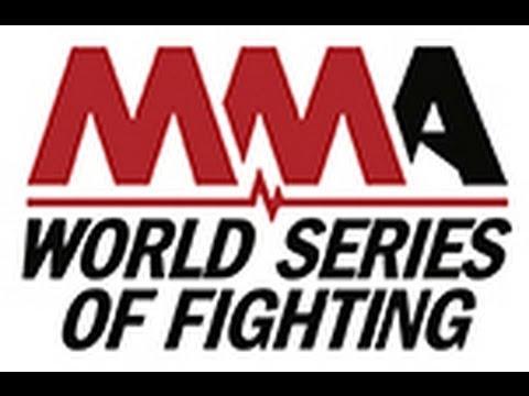 WSOF 2 - David Branch vs Paulo Filho Full Fight