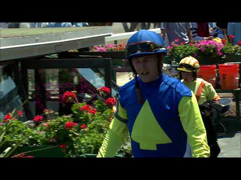 video thumbnail for MONMOUTH PARK 7-4-19 RACE 1