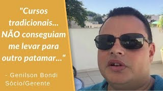 GENILSON BONDI | DEPOIMENTO CURSO DE INGLÊS - ADVANCE LANGUAGES
