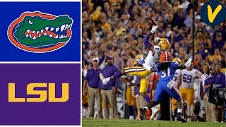 #7 Florida vs #5 LSU Week 7 College Football Highlights 2019